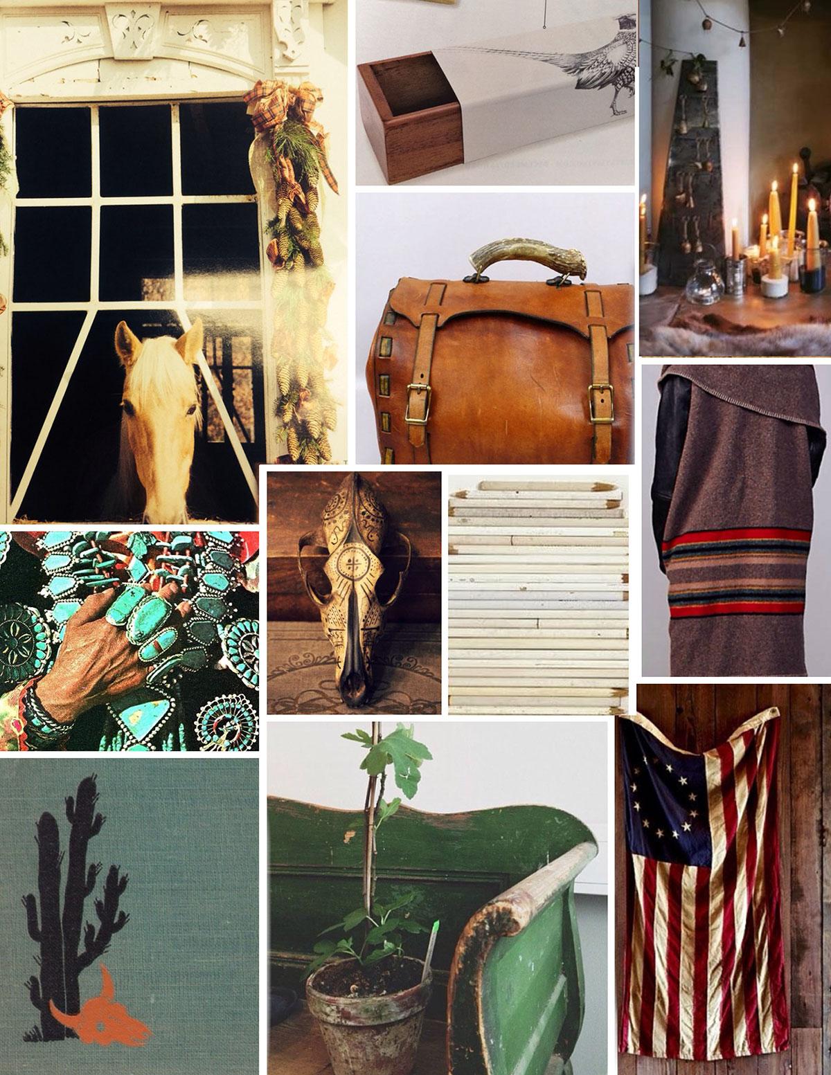 rand hand design inspiration americana holiday deco