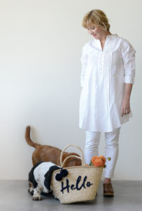 Tamra in Harper tunic